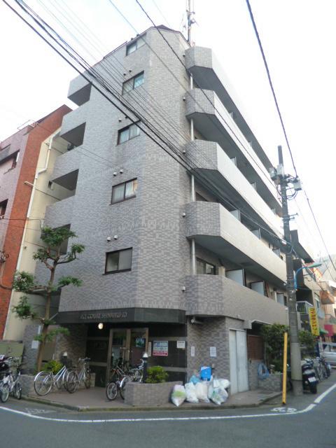 スカイコート新宿第10外観