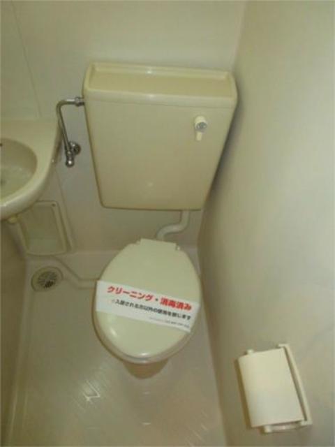 プチメゾン・ミカドトイレ