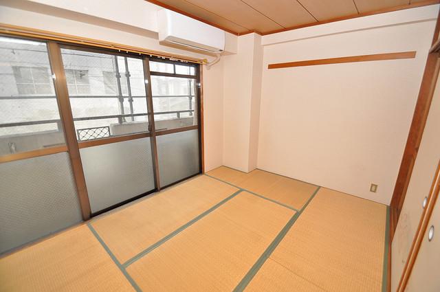 七福興産ビル もうひとつのくつろぎの空間、和室も忘れてません。
