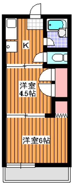 石塚ハウス間取図