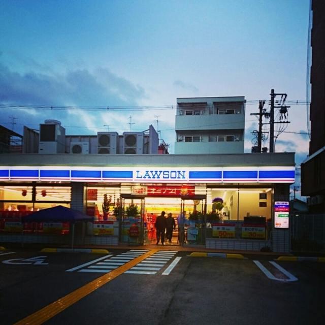 ローソン鶴見橋一丁目店