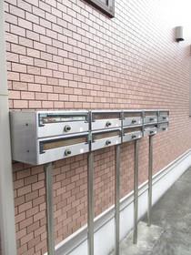 綱島駅 徒歩14分共用設備