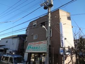 洲崎邸の外観画像