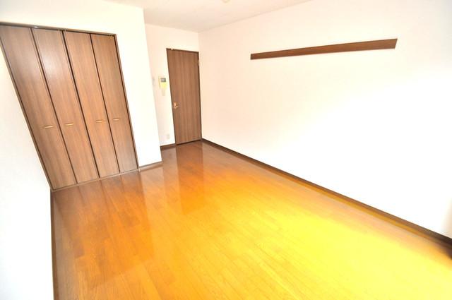 ウェール シンプルな単身さん向きのマンションです。