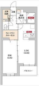 下永谷駅 徒歩29分2階Fの間取り画像