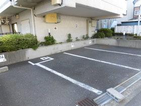 日神パレス鶴間駐車場