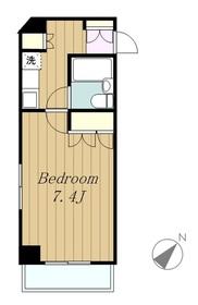 ライオンズマンション相模台第24階Fの間取り画像
