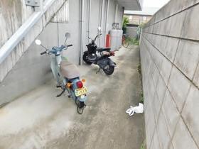 HAYASHIAct.1駐車場