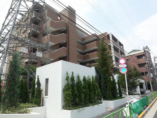 ソサエティ柿の木坂アネックスの外観外観