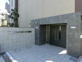 スカイコートパレス千川エントランス