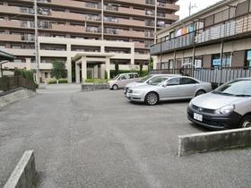 グリーンヒルI駐車場