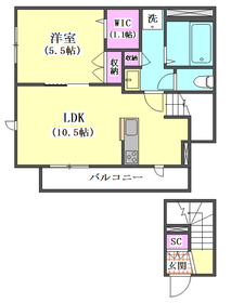 (仮称) 北糀谷1丁目メゾン 202号室