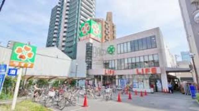 ライフ四天王寺店