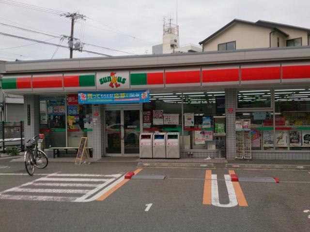 M'プラザ今里弐番館 サンクス新今里3丁目店