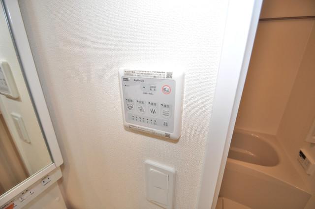 エイチ・ツーオー布施 浴室乾燥機付きなので、雨の日も気にせずお洗濯が出来ます。