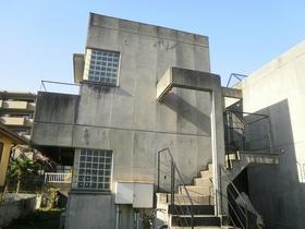 カレッジハイツ西竹之丸の外観画像