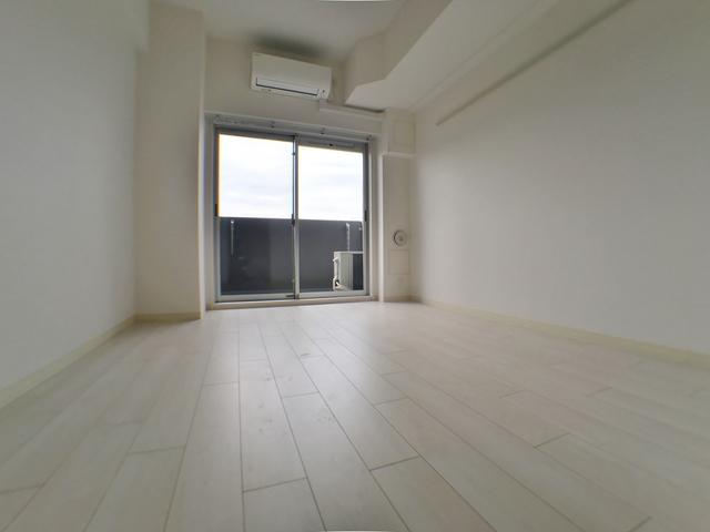 反転タイプのお部屋写真です。