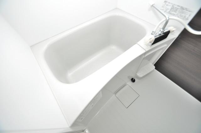 JPレジデンス大阪城東Ⅱ ゆったりと入るなら、やっぱりトイレとは別々が嬉しいですよね。