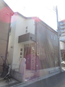 舎人2丁目戸建住宅の外観画像