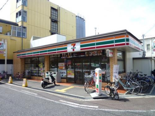 グランミサ公園前 セブンイレブン東大阪吉松2丁目店