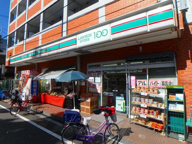 ローソンストア100淀川十三本町店