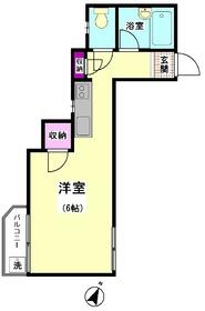 ファーストハウス 103号室