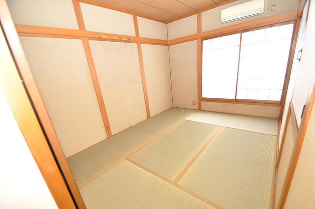 長栄寺8-24 貸家 もうひとつのくつろぎの空間、和室も忘れてません。