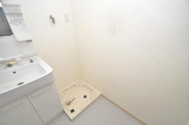 Social Village(ソシアル ビレッジ) 室内に洗濯機置き場があれば雨の日でも安心ですね。
