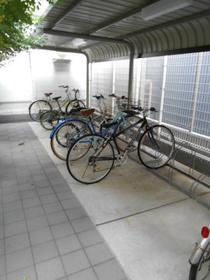 スカイコート武蔵小杉壱番館駐車場