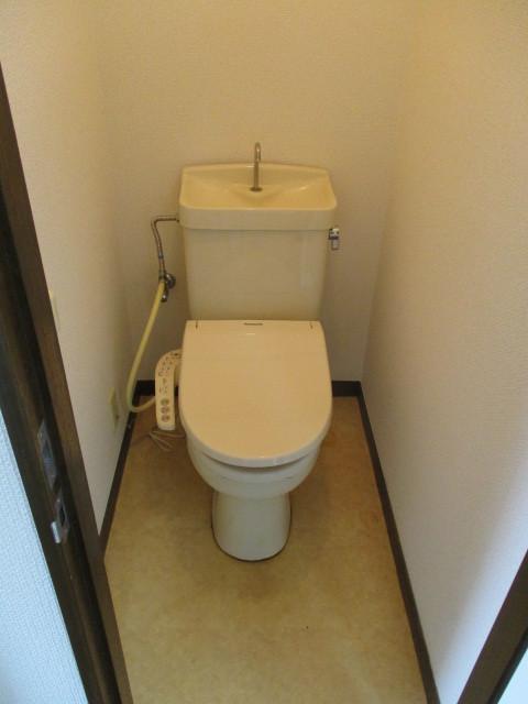 ベルソーナ北町トイレ