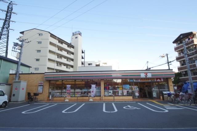 セブンイレブン大阪成育1丁目店