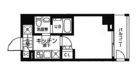 吉野町駅 徒歩3分10階Fの間取り画像