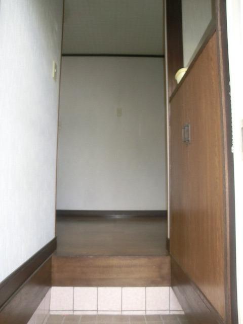 グレースハイツⅠ玄関