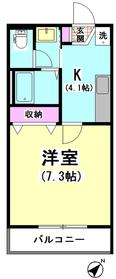 プリート 202号室