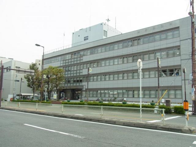 サンパレス今里 大阪市東成区役所