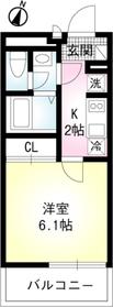 Comfort浦和01階Fの間取り画像