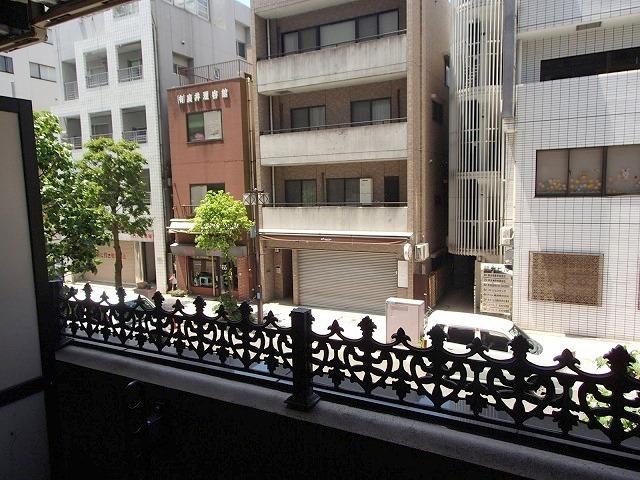 グリフィン横浜・桜木町景色