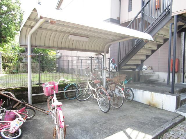 駐輪スペース