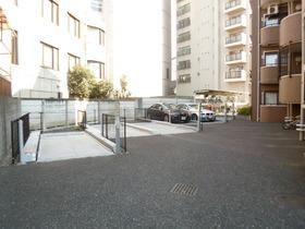 ガーデンフォート目黒駐車場