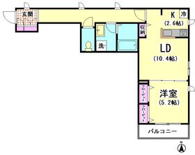 エスト梅屋敷 202号室