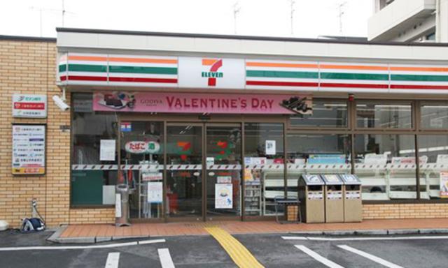 プラ・ディオ徳庵セレニテ セブンイレブンJR徳庵駅西店