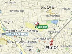 鈴木荘案内図