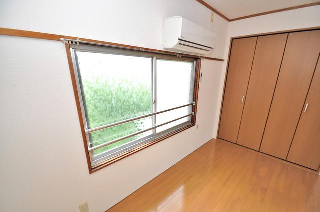 冨永コーポ こちらのお部屋にはベランダがございません。