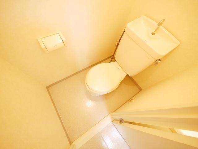 レジデンス21トイレ