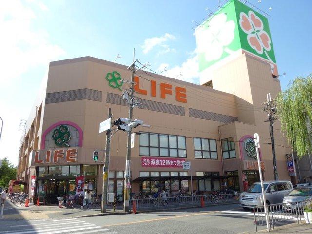 ジオ・グランデ高井田 ライフ高井田店