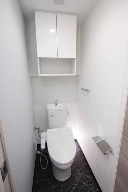 スカイコートグレース新宿中落合トイレ