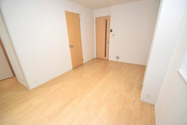 リジエールⅡ 明るいお部屋はゆったりとしていて、心地よい空間です