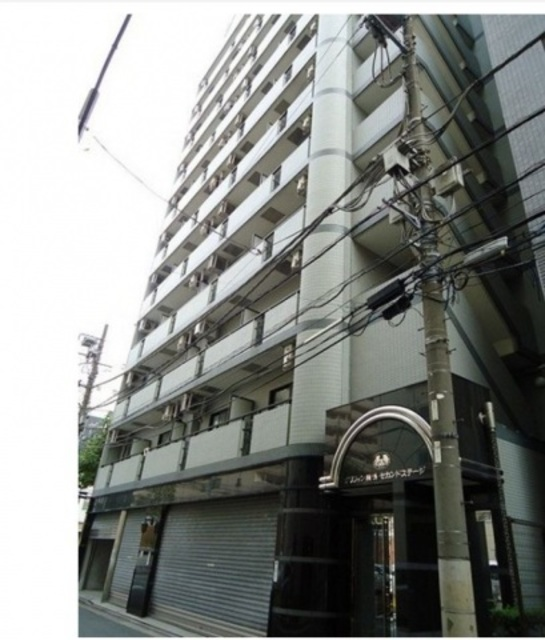 グリフィン横浜・セカンドステージの外観外観