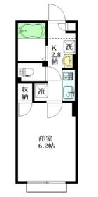 仮称 東中野5丁目建築計画1階Fの間取り画像