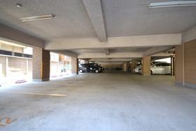 アクアガーデン駐車場